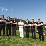 die Berner Kranzer auf der Rigi 2016