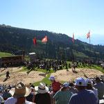 Wunderschöne Arena auf der Rigi (Bild: Corinne Burren)