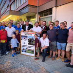 Team Seeland am Empfang in Lengnau (Bild: Bettina Burren)