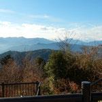 蛭ヶ岳方面