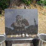 9:53 ビッキー(高川山にいた犬)の墓