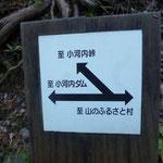 10:23 小河内峠入口