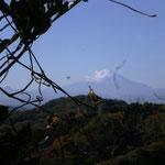 12:36 獅子舞の入り口からも富士山が