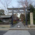 16:05 松陰神社