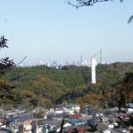 10:38 横浜方面の眺め