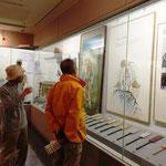 10:30 山岳博物館を見学