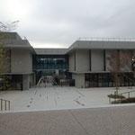 東京音楽大学の新校舎