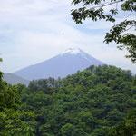 11:13 富士山が見えてきました