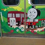 電車は機関車トーマス号