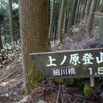 13:55 二本杉峠