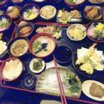 12:15 鯛めしのコース料理 2000円