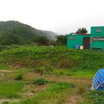 栂海山荘(避難小屋)・12:00(泊)