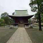 円融寺に立ち寄り