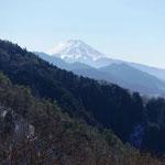 富士山がまた見えてきました