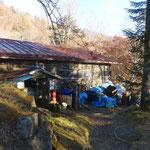 奥多摩小屋は来年3月で廃止