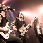 Unleash the Archers || 22.10.2017 || Backstage München