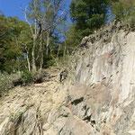 Freistellen von Felsen