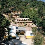 Budhanilakante, Leprastation