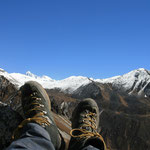 Bergsteigen im Langtang
