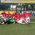 1. Platz auf dem Turnier der SG EVO/Stoag 2014