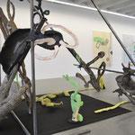 Aufreizende Gedankenpflüge ( Detail ), 2011, FADBK Essen