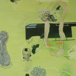 Ohne Titel, 2013, 188 cm x 142 cm