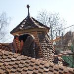 Kundendienst - Dachreparatur