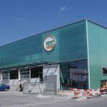 Lagerhalle Real AG, Thun - Neubau