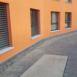 Chisenmatte, Konolfingen - Fassadensockelsanierung