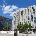 Neubau Wankdorf City Hotel, Bern