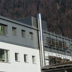 Zentrum Artos, Interlaken - Neubau