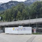Neubau Wirtschaftsgebäude Klinik Meiringen