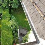 nach der jährlichen Dachkontrolle