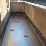 Terrassensanierung mit Vakuumdämmung