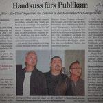 Heilbronner Stimme 2012 02 01 Massenbachhausen