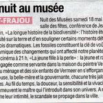 La Dépêche 8 Mai 2013