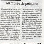 La Dépêche 14 Mai 2013