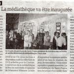 La Dépêche 11 Octobre 2013