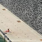 Marseille, le MuCem, détail