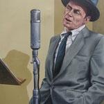 Gemälde 484 Sinatra, Acryl auf Leinwand ,2014, 90 x 125 cm