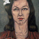 Gemälde 204  San Franico   Acryl auf Leinw.,2007,  50 x 75 cm