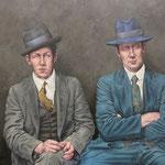 Gemälde 548,Maßgeschneidert, Acryl auf Leinwand,2017, 150 x 195 cm