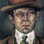 Gemälde 193 12993   Acryl auf Leinw.,2007,   50 x 75 cm