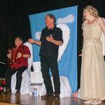 Otto Spirig, Ulrich Frey und Marianne Wyss