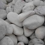 Zierkies Marmor weiß