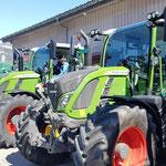 Ausstellung 2017 Streich Landmaschinen GmbH Meiringen
