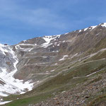 Franzenshöhe beginn der 24 übereinanderliegenden Kehren