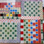 Mosaik Untersetzer