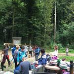 Natur- und Waldwoche