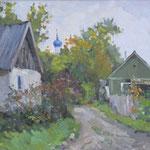 Геннадий Алексеев. Времена года. Картины с выставки - 2